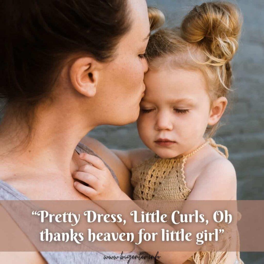 Baby Girl Captions