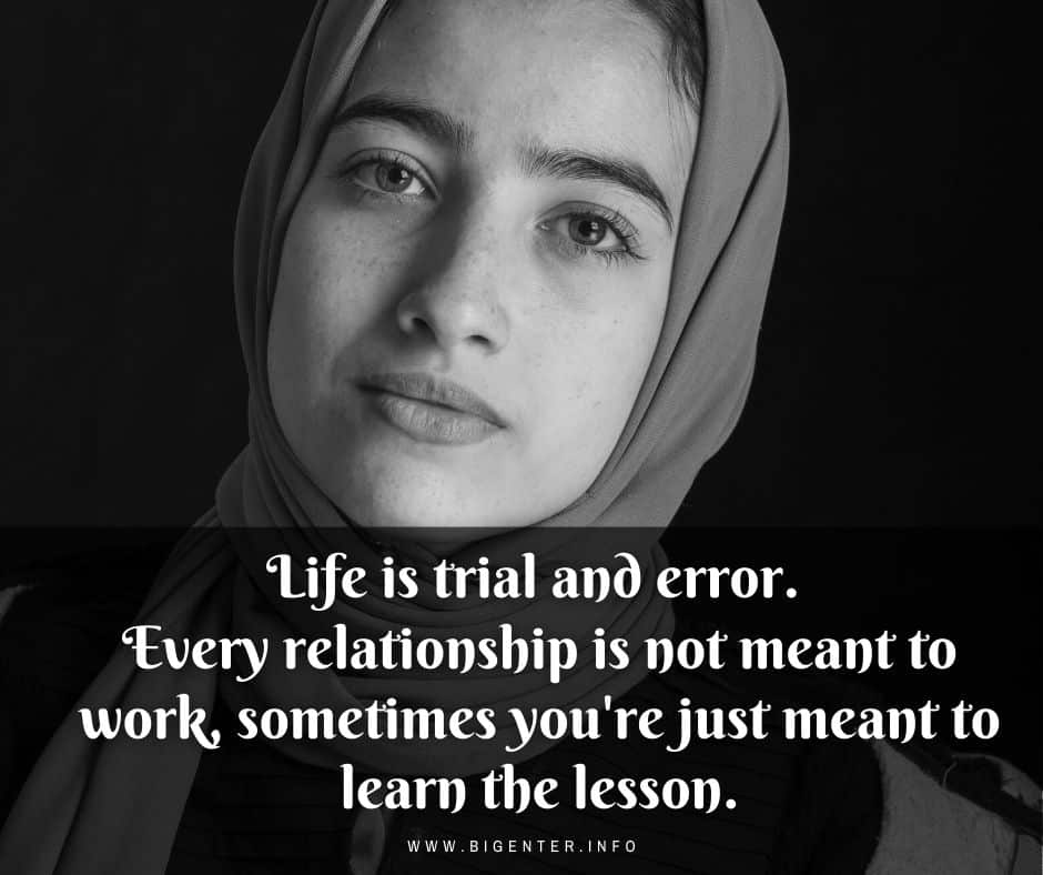 everyday is a lesson quotes