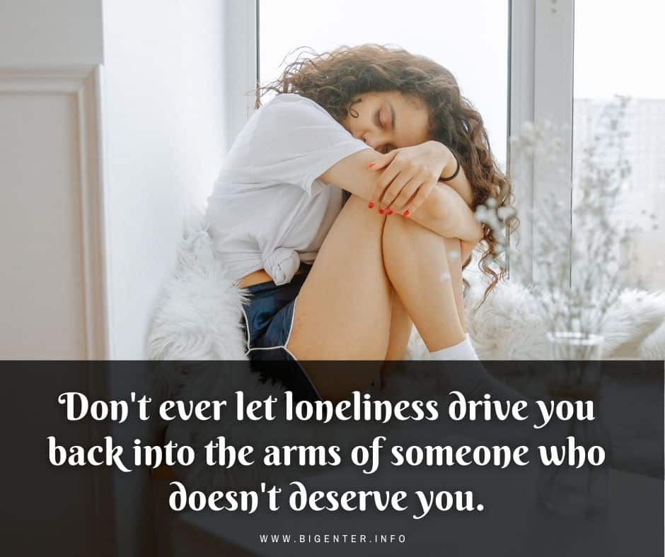 Lonely Quotes of Love