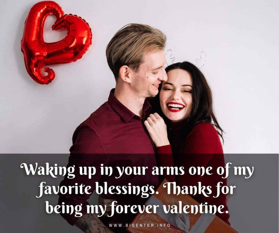 Valentine Message for Husband