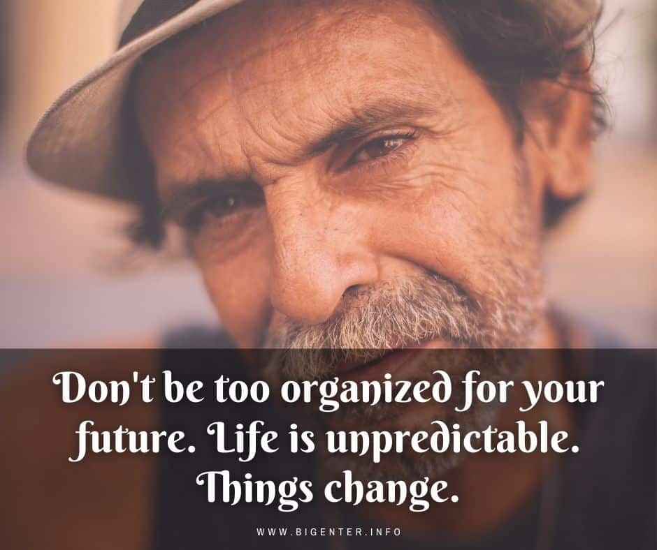 Life Change Attitude Quotes
