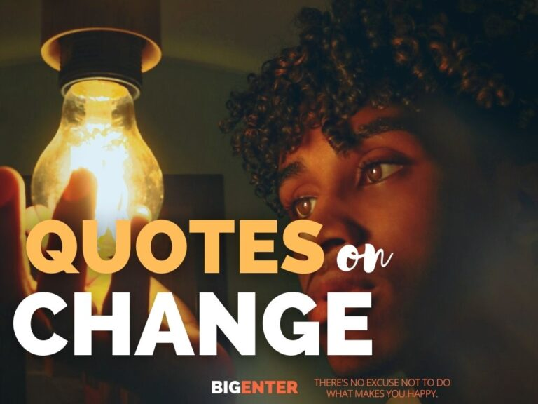 Quotes on Change