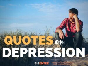 Quotes on Depression in Life