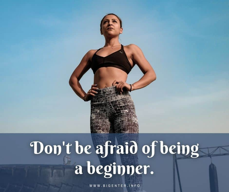 Quotes on Fitness Journey