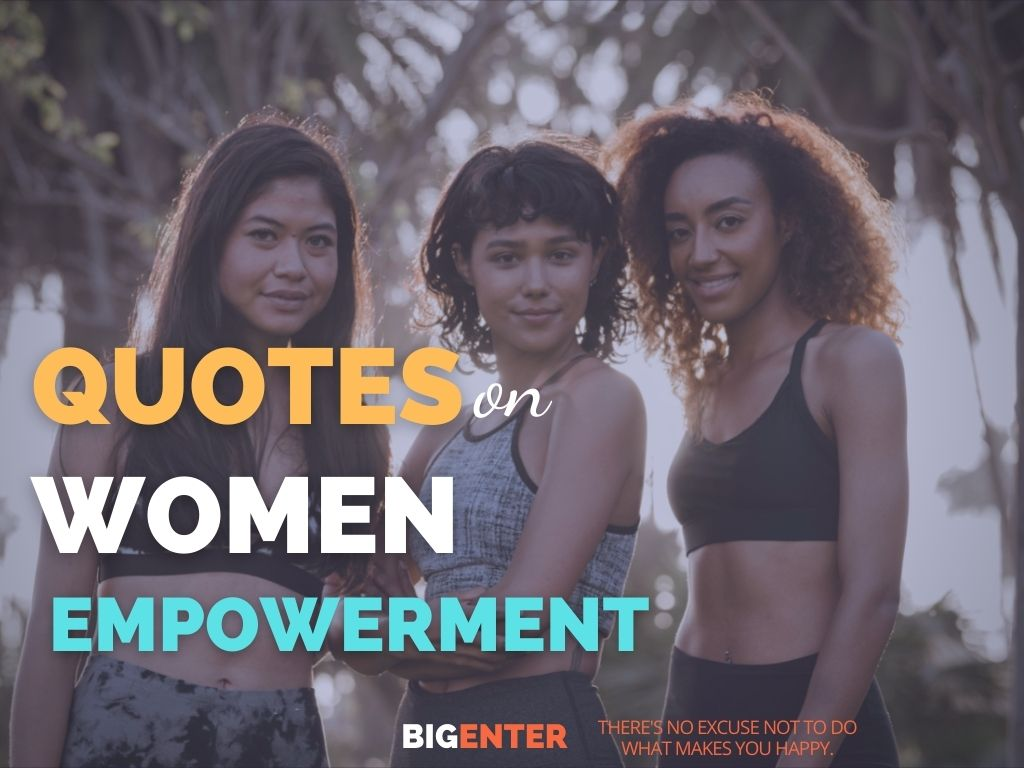 Quotes on Women Empowerment