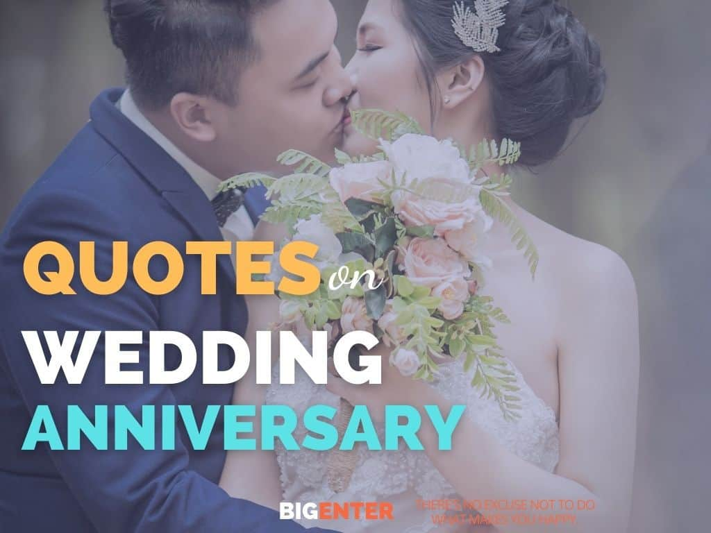 Quotes on Wedding Anniversary for Husband
