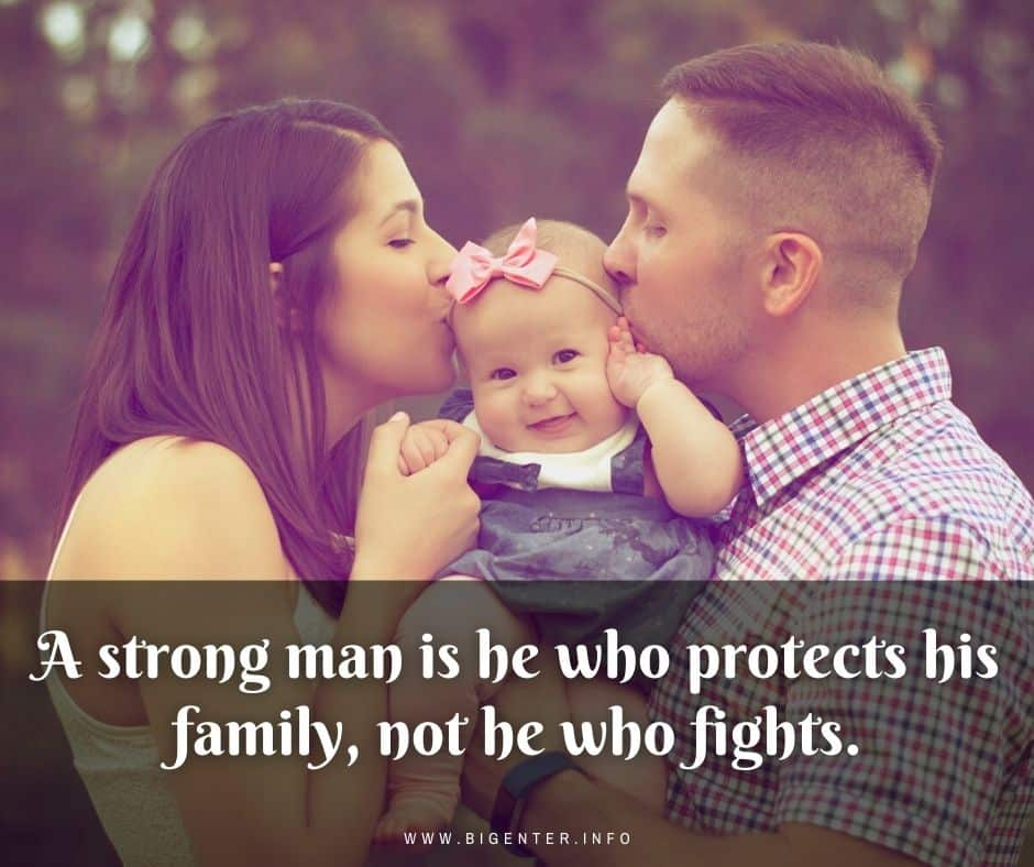 Strong Quotes For Men :