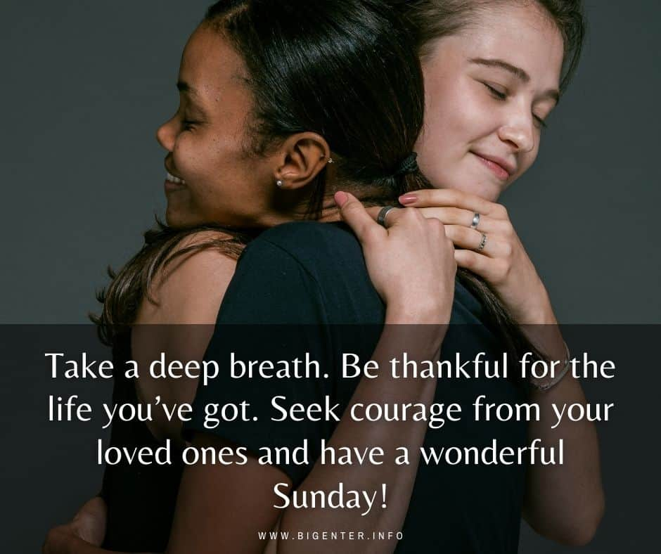 sunday quotes for instagram
