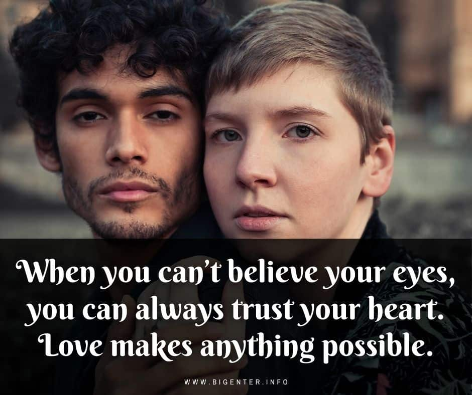 Quotes on Relationship Trust