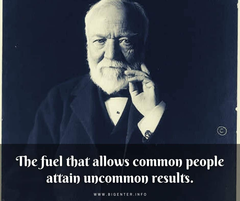Andrew Carnegie Quotes About Wealth