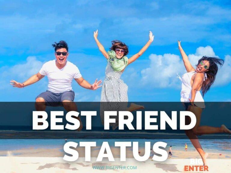 Best Friend Status