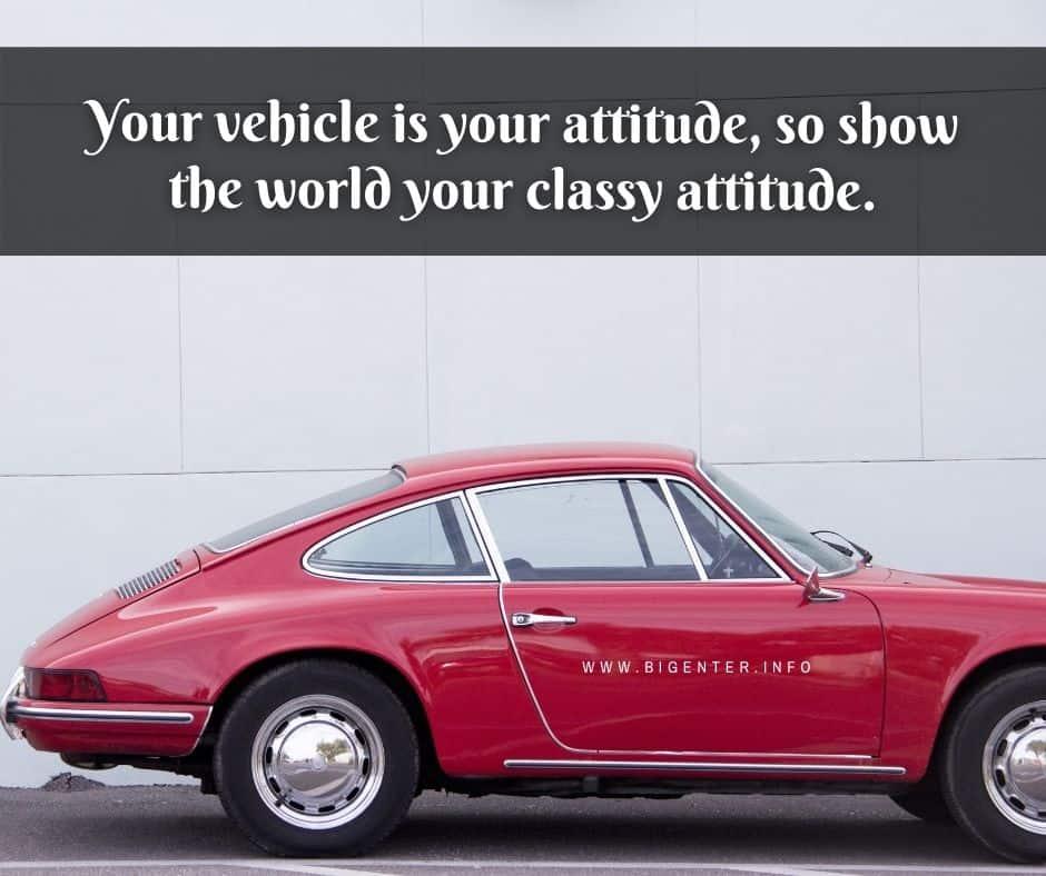 Classic Car Quotes