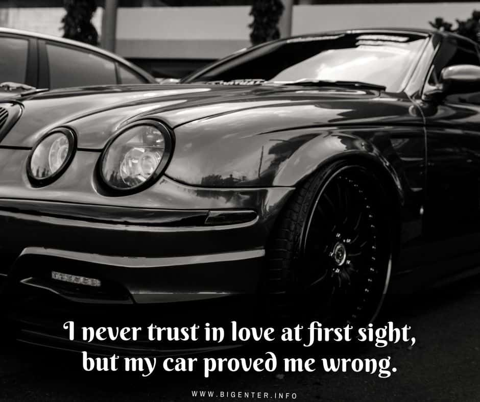 Car Lover Quotes