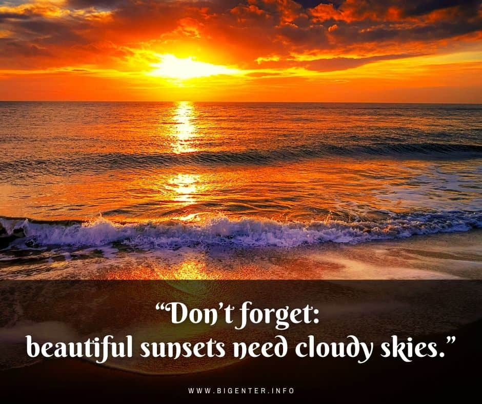 Above the Cloud Quotes