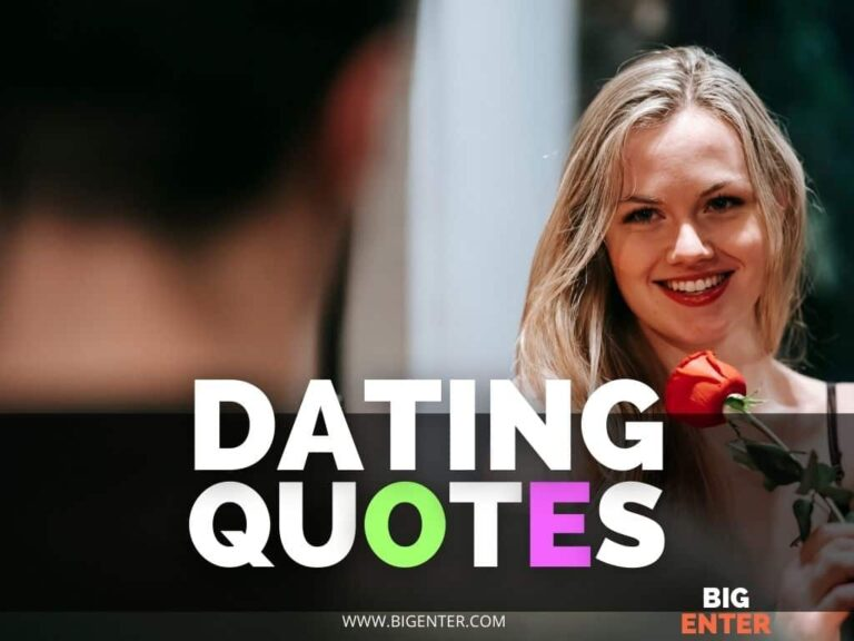 Dating Quotes