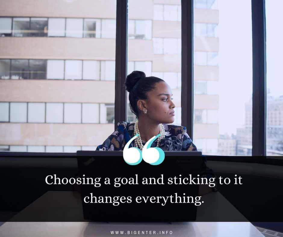 Goals Life Success Quotes