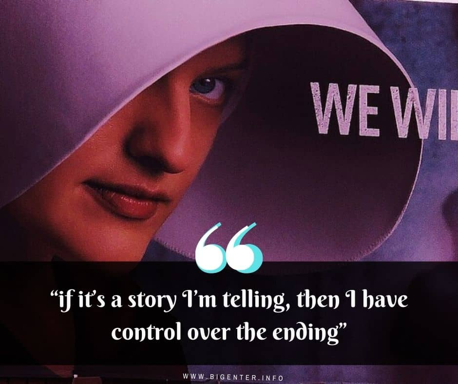 Handmaid's Tale Quotes About Power