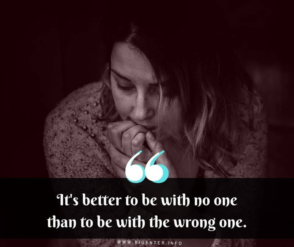 Lost Love Life Quotes