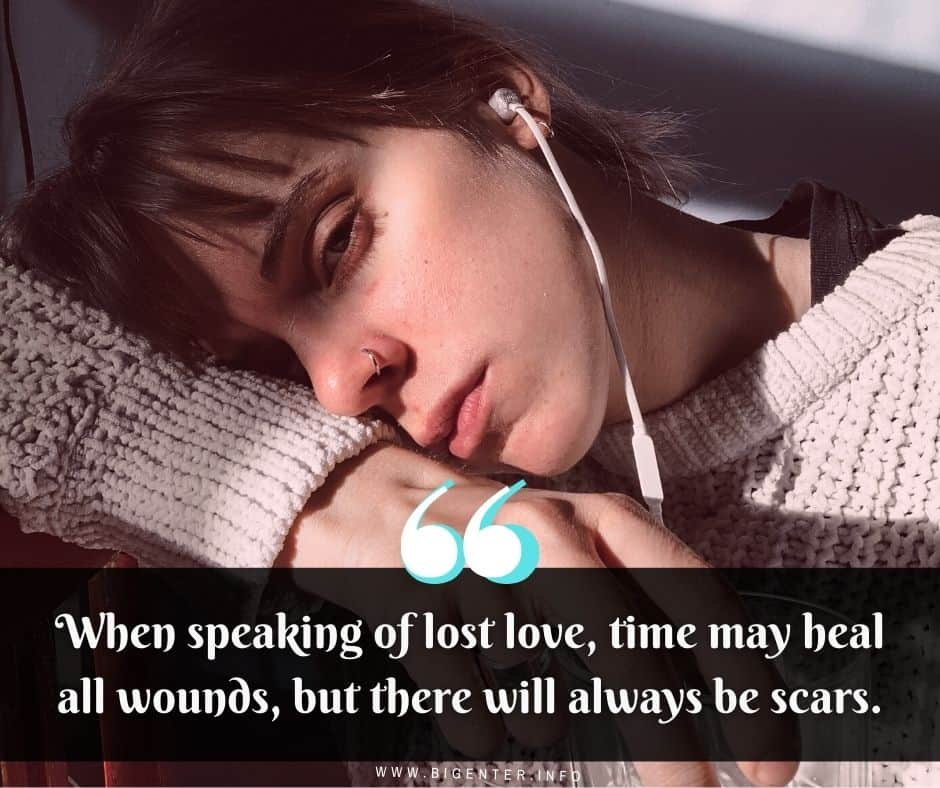 Lost Love Relationship Quotes
