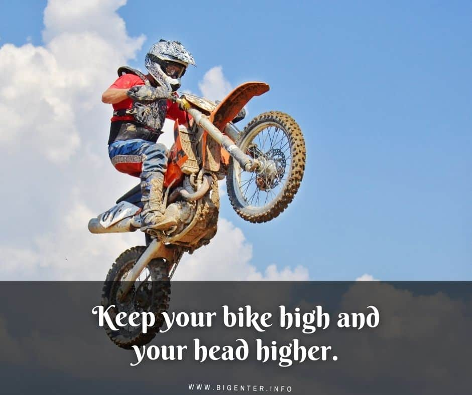 Motorcycle Quotes Short
