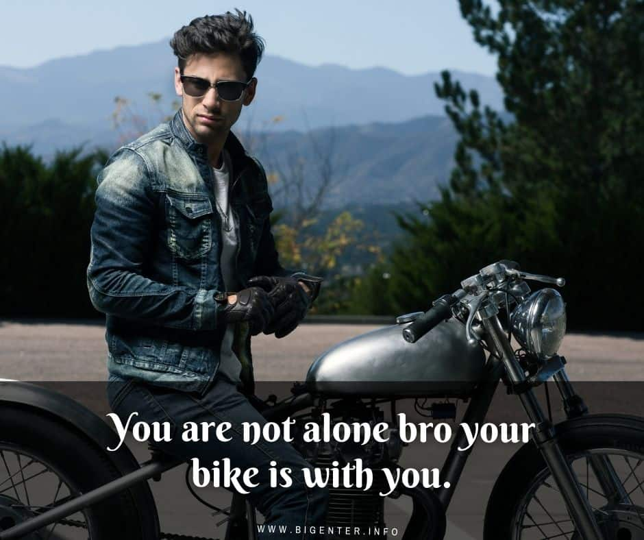 Motorcycle Attitude Quotes