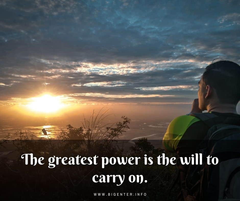In Power Quotes