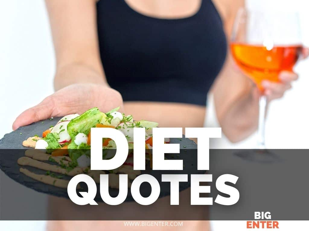 Quotes on Diet