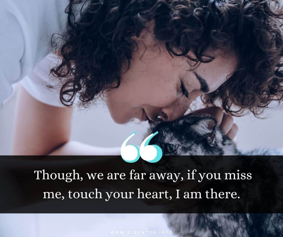 And quotes love long distance 170+ Long