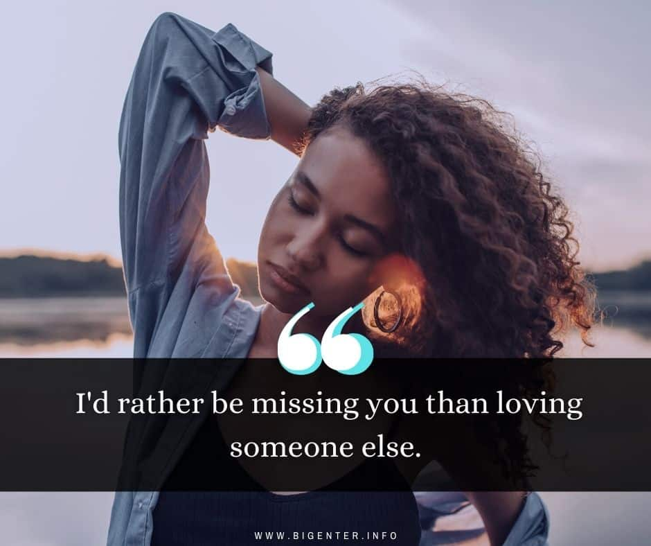 Long Distance Relationship Quotes Missing You