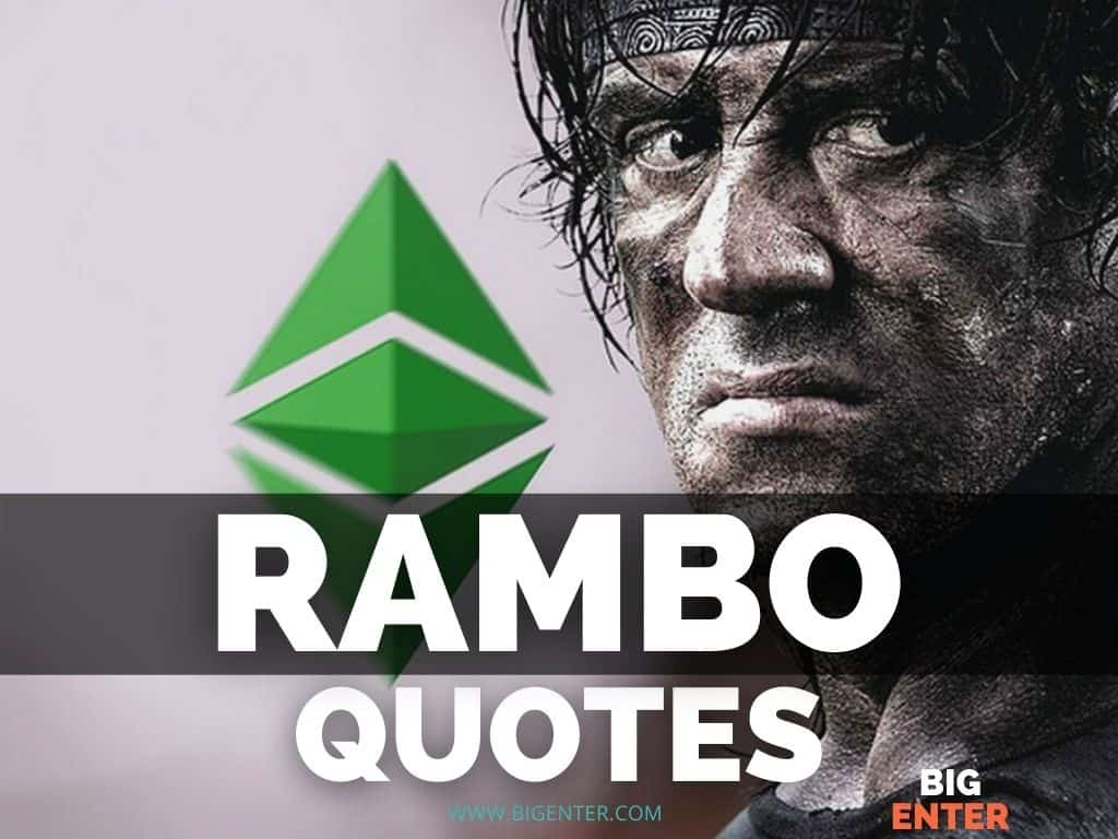 Rambo Quotes