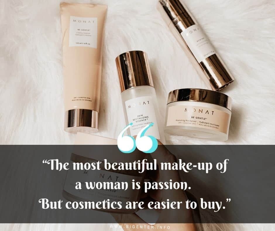 Skin Care Quotes and Sayings