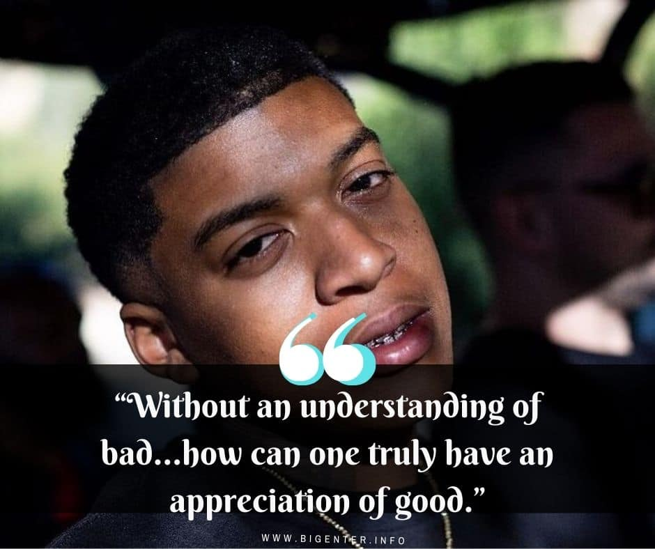 Kevin Gates Quotes on Life
