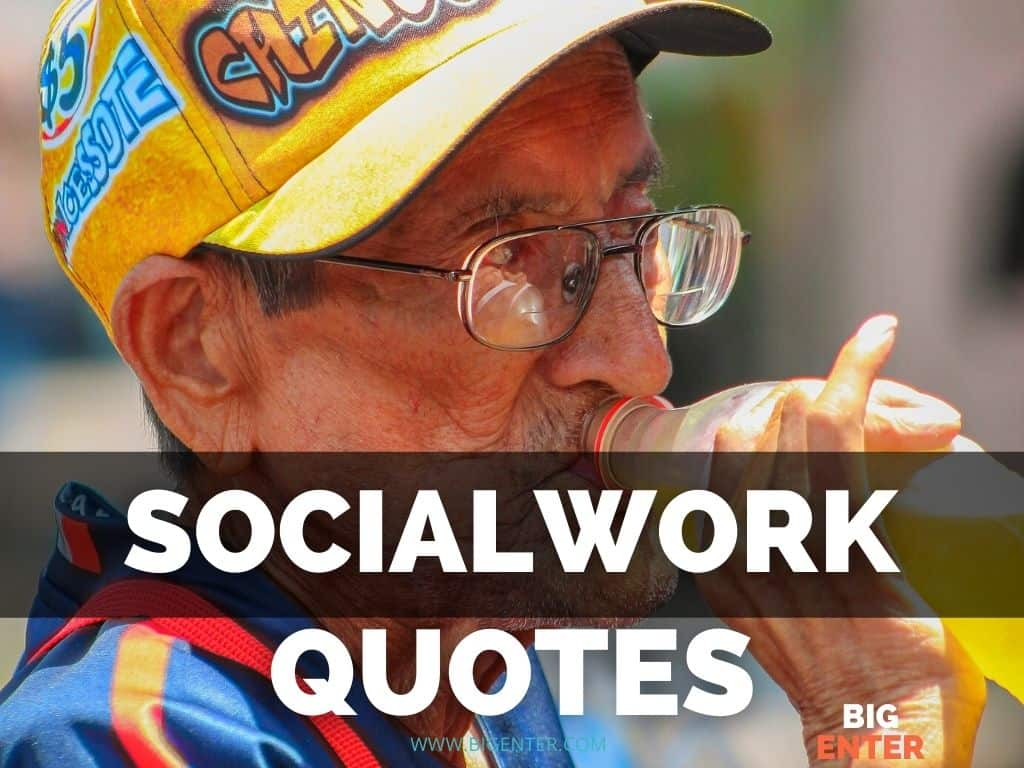Social Work Quotes
