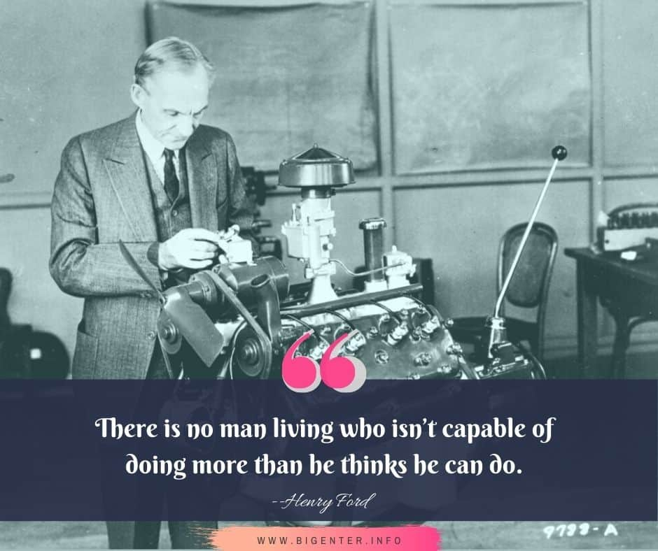 famous leadership quotes henry ford