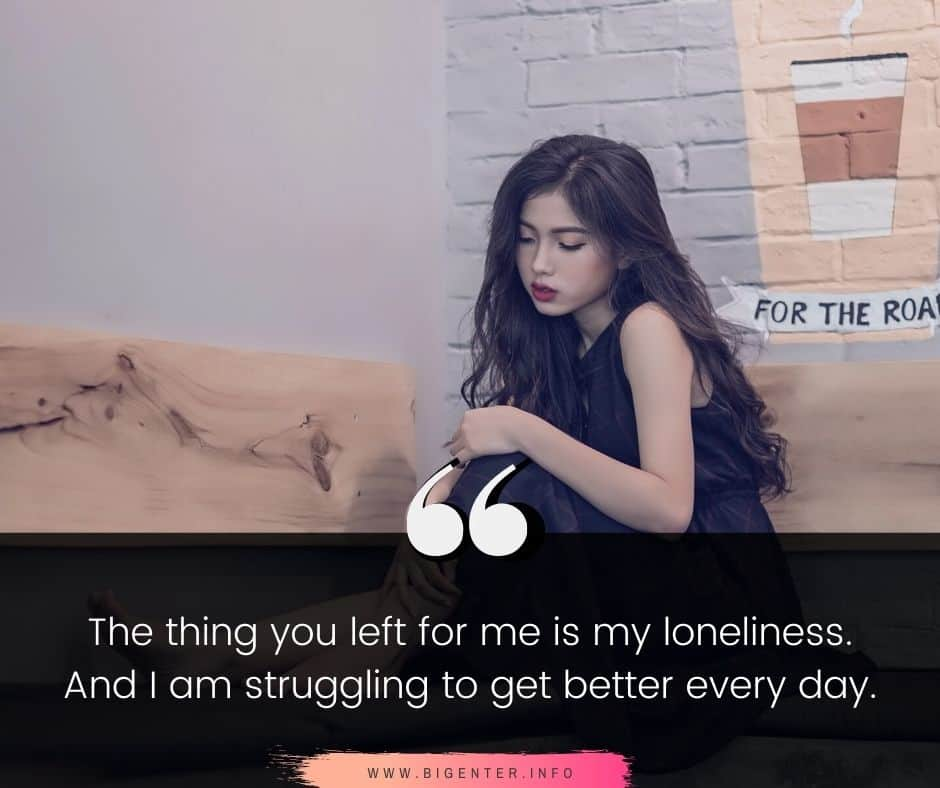 Feeling Lonely Quotes About Relationship