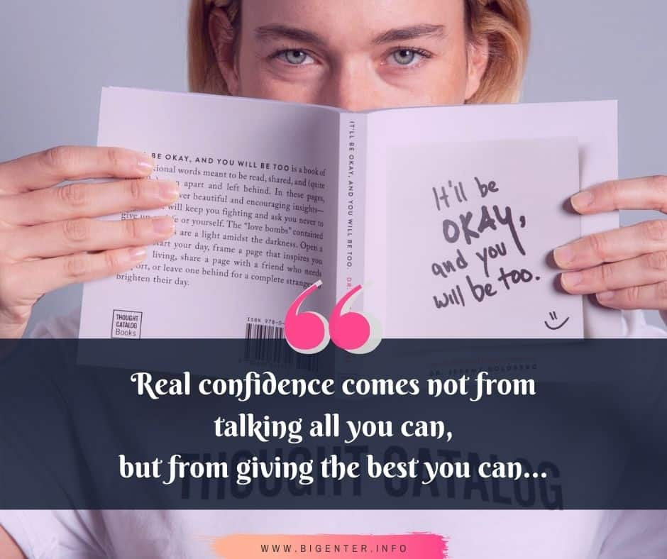 Quotes on Confidence and Courage