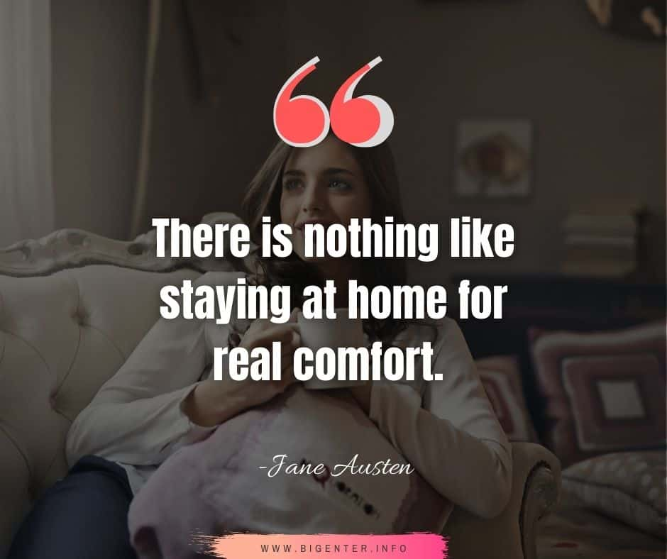 Home is Home Quotes