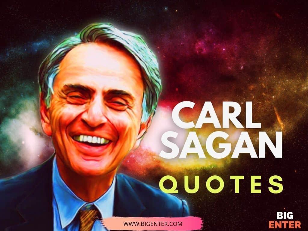 Quotes by Carl Sagan