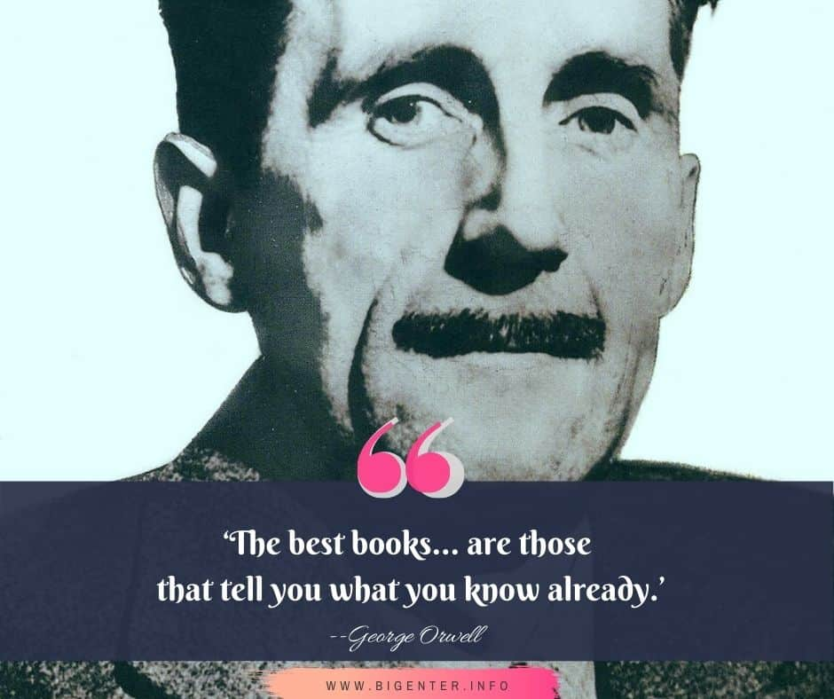 George Orwell Quotes From 1984