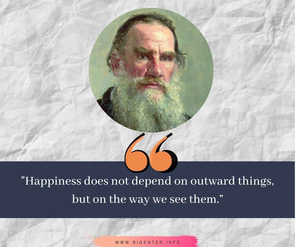 Quotes by Leo Tolstoy