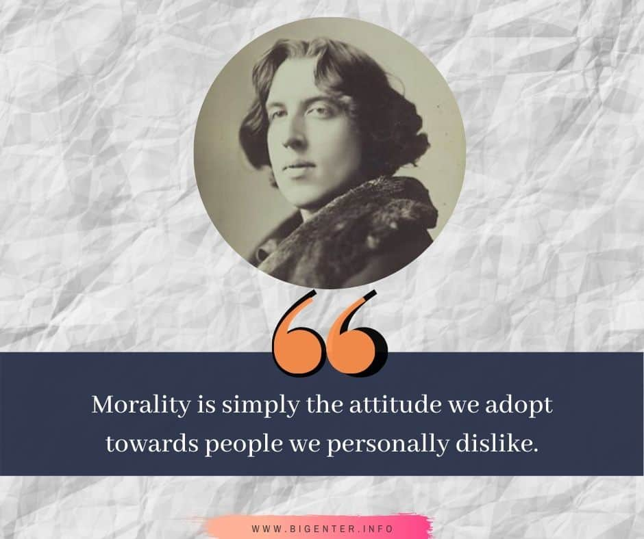 Great Quotes by Oscar Wilde