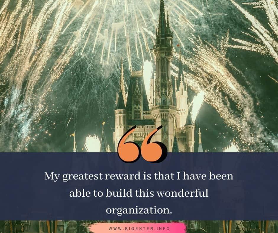 Quotes by Walt Disney