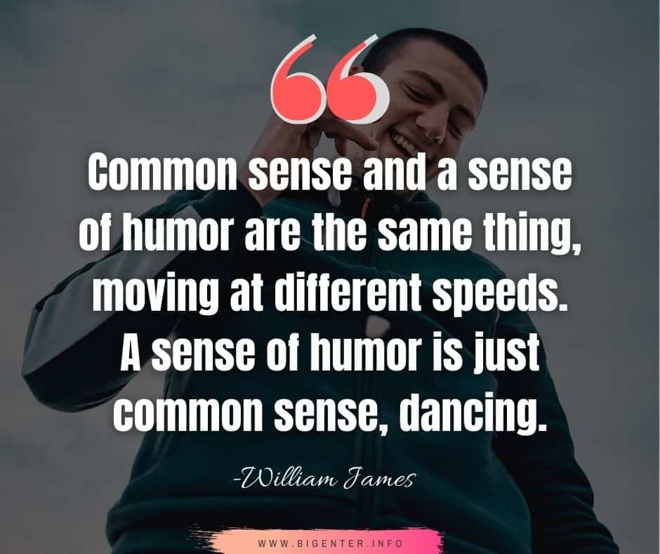 Quotes on Sense of Humour