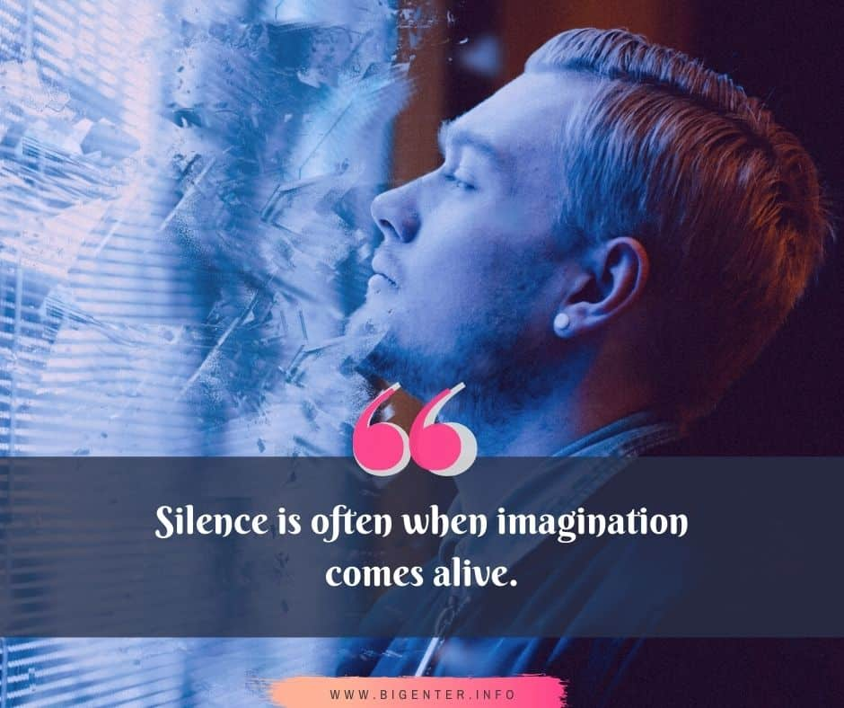 Quotes on Silence