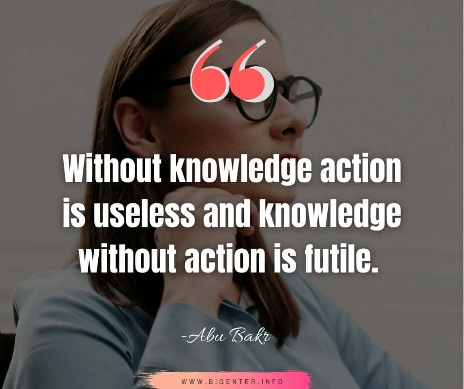 Quotes with Knowledge and Wisdom