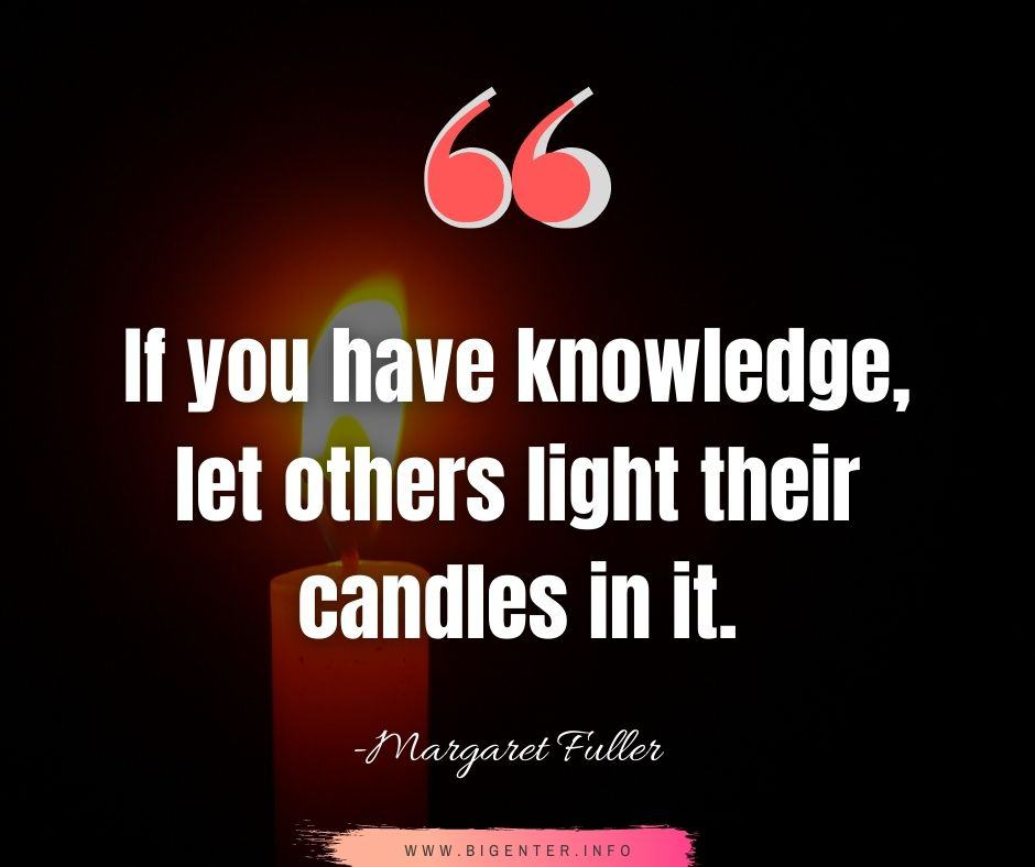 Quotes on Knowledge Experience
