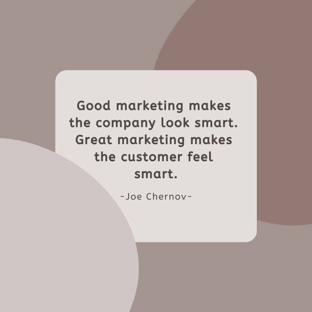 Growing the Business Quotes