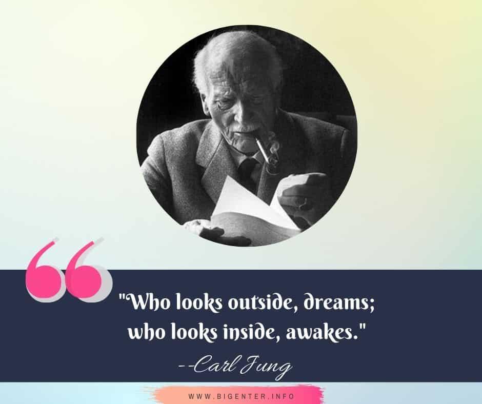 Carl Jung Motivational Quotes