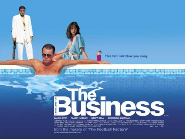 The Business Movie Quotes