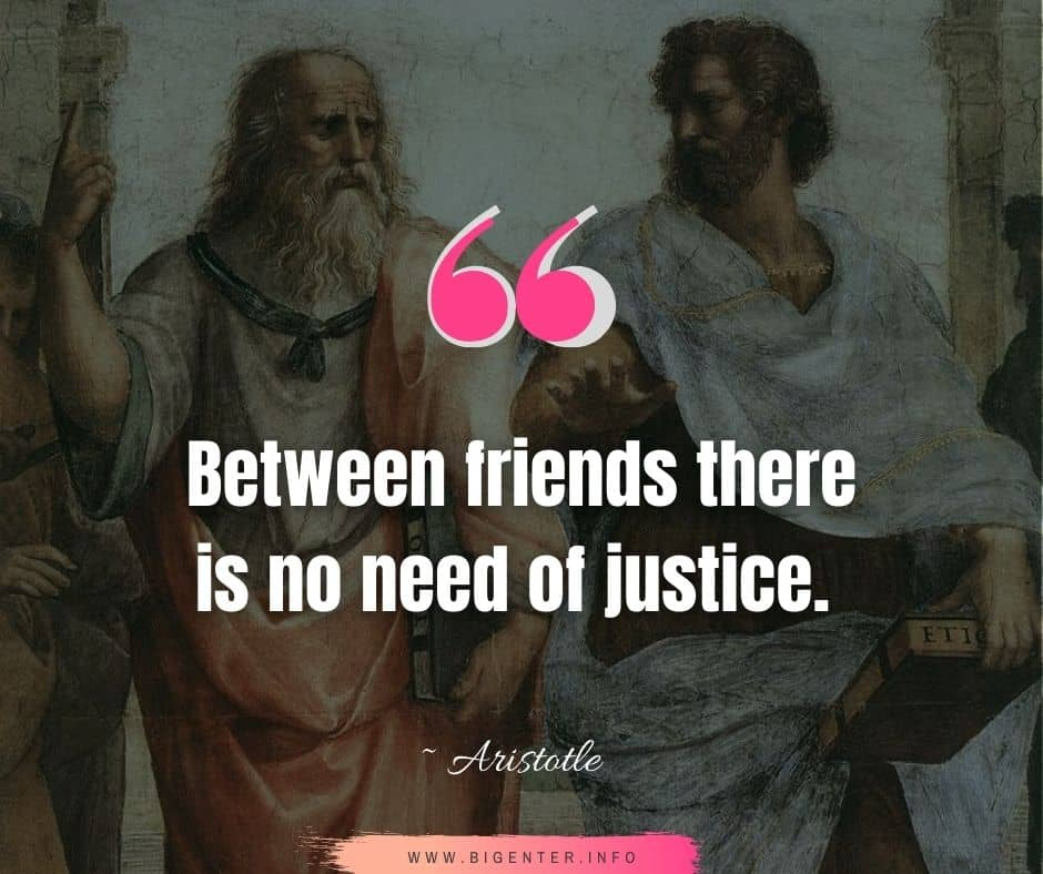 Famous Proverb by Aristotle